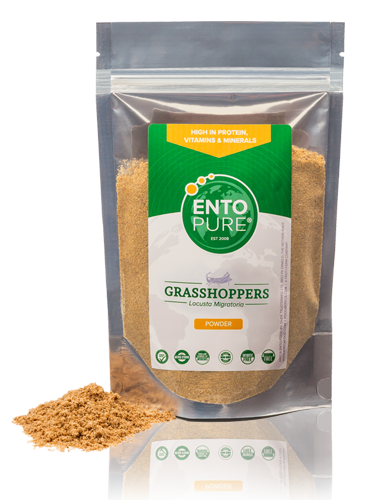 Grasshopper Insect Powder
