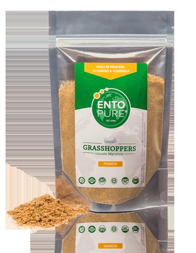 Grasshopper Insect Powder