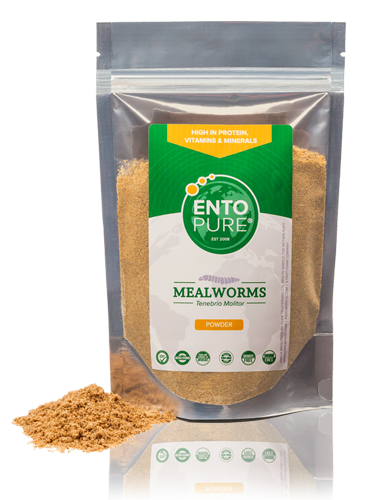Mealworm Insect Powder